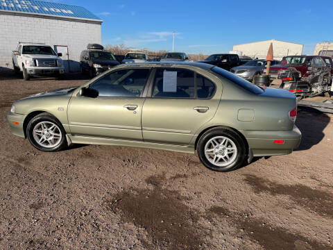 2002 Infiniti G20 for sale at PYRAMID MOTORS - Fountain Lot in Fountain CO