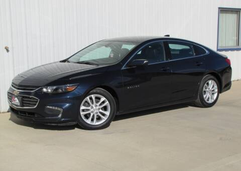 2016 Chevrolet Malibu for sale at Lyman Auto in Griswold IA