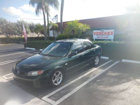 2003 Mazda Protege for sale at Uzdcarz Inc. in Pompano Beach FL