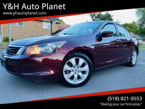 2010 Honda Accord for sale at Y&H Auto Planet in West Sand Lake NY