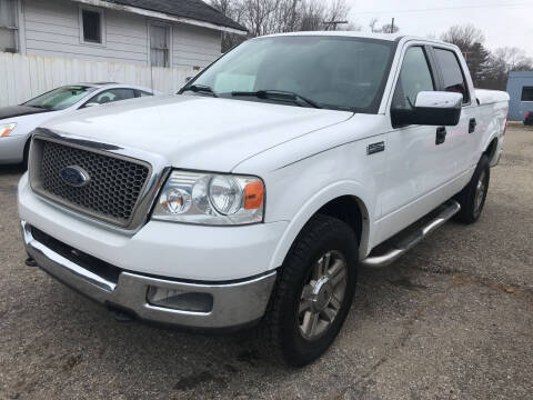 2005 Ford F-150 for sale at Pep Auto Sales in Goshen IN
