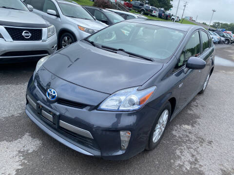 2012 Toyota Prius Plug-in Hybrid for sale at Ball Pre-owned Auto in Terra Alta WV