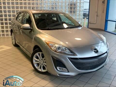 2010 Mazda MAZDA3 for sale at iAuto in Cincinnati OH