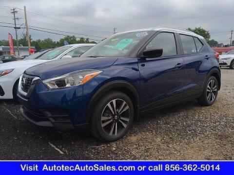 2018 Nissan Kicks for sale at Autotec Auto Sales in Vineland NJ