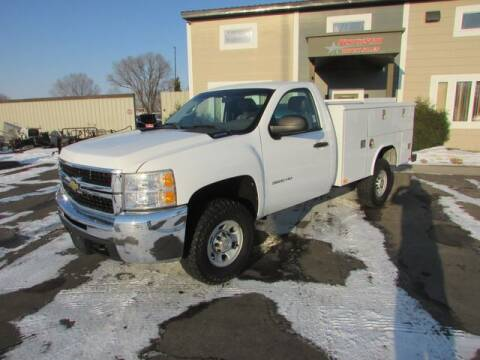 2010 Chevrolet Silverado 3500HD for sale at NorthStar Truck Sales in St Cloud MN