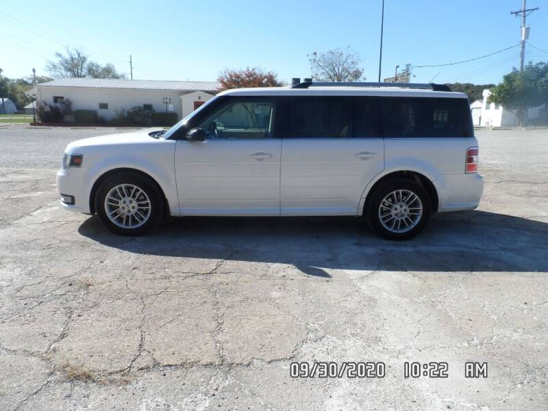 2013 Ford Flex for sale at Town and Country Motors in Warsaw MO