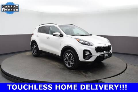 2021 Kia Sportage for sale at M & I Imports in Highland Park IL