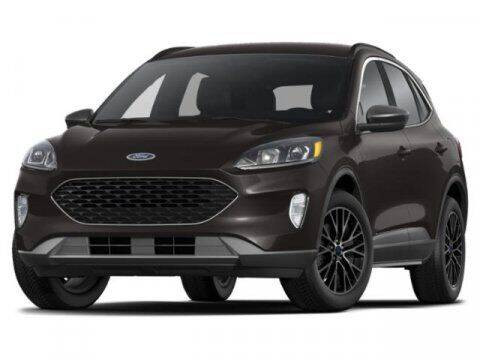 2021 Ford Escape Plug-In Hybrid