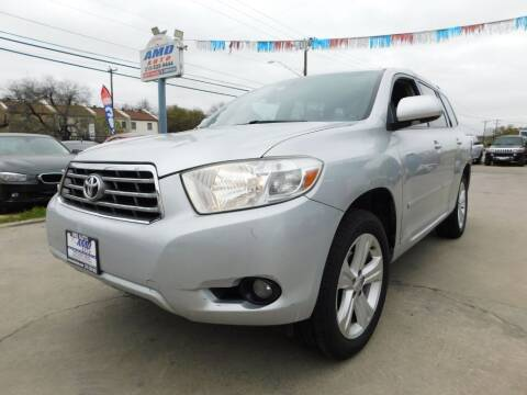 2010 Toyota Highlander for sale at AMD AUTO in San Antonio TX