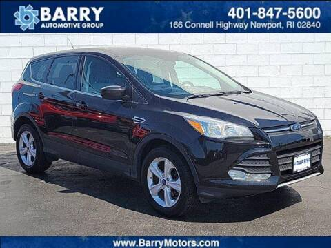 2014 Ford Escape for sale at BARRYS Auto Group Inc in Newport RI