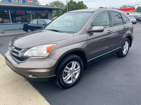 2010 Honda CR-V for sale at Wise Investments Auto Sales in Sellersburg IN
