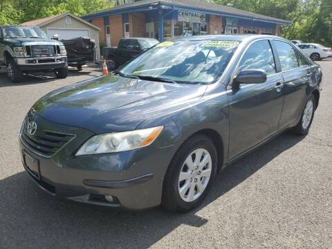 2007 Toyota Camry for sale at CENTRAL AUTO GROUP in Raritan NJ