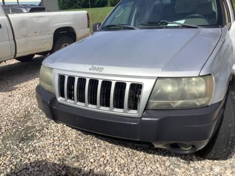 2004 Jeep Grand Cherokee for sale at Moose Motors in Morganton NC