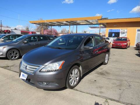 2013 Nissan Sentra for sale at Nile Auto Sales in Denver CO