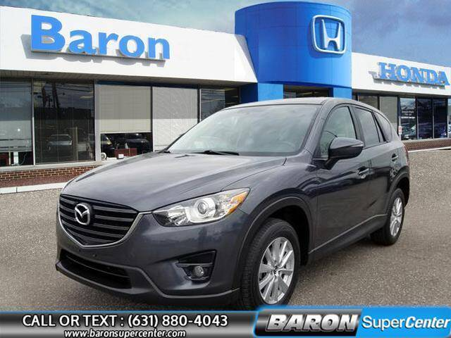 2016 Mazda CX-5 for sale at Baron Super Center in Patchogue NY