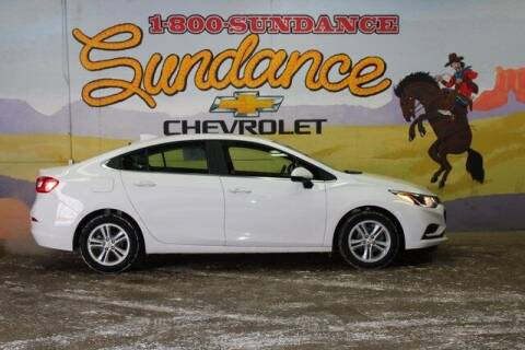 2016 Chevrolet Cruze for sale at Sundance Chevrolet in Grand Ledge MI