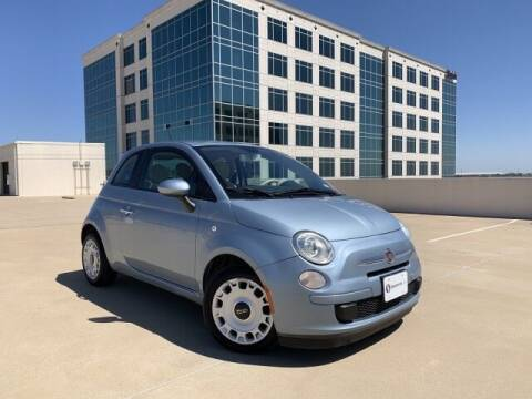 2013 FIAT 500 for sale at SIGNATURE Sales & Consignment in Austin TX