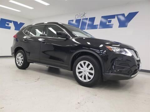 2017 Nissan Rogue for sale at HILEY MAZDA VOLKSWAGEN of ARLINGTON in Arlington TX