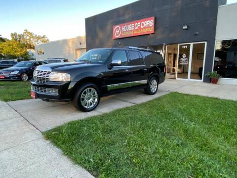 2011 Lincoln Navigator L for sale at HOUSE OF CARS CT in Meriden CT