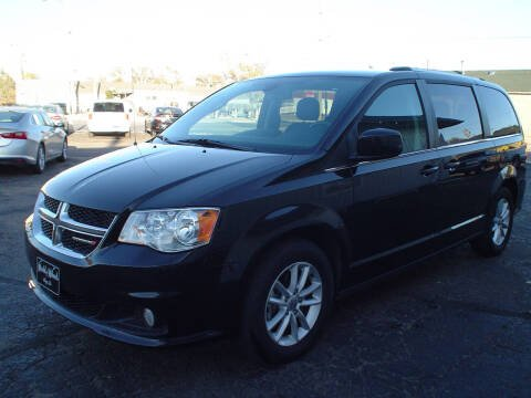2019 Dodge Grand Caravan for sale at World of Wheels Autoplex in Hays KS