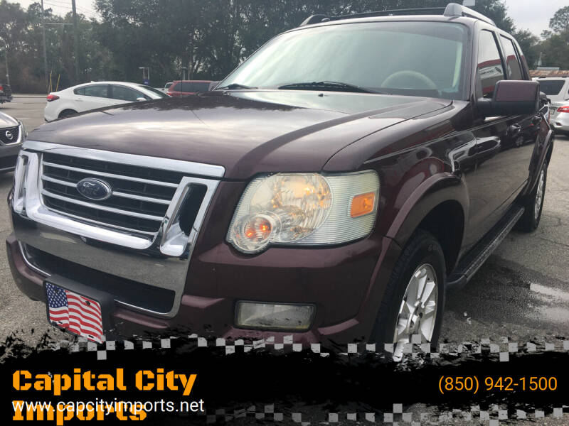 2007 Ford Explorer Sport Trac for sale at Capital City Imports in Tallahassee FL
