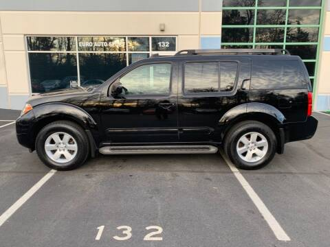 2008 Nissan Pathfinder for sale at Euro Auto Sport in Chantilly VA