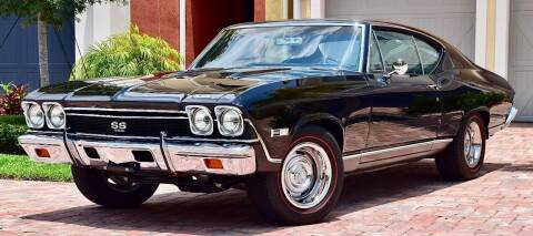 1968 Chevrolet Chevelle for sale at Sunshine Classics, LLC in Boca Raton FL