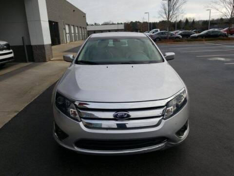 2011 Ford Fusion for sale at Lou Sobh Kia in Cumming GA