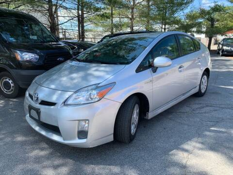 2011 Toyota Prius for sale at EBN Auto Sales in Lowell MA