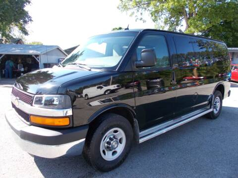 2012 Chevrolet Express Passenger for sale at Culpepper Auto Sales in Cullman AL