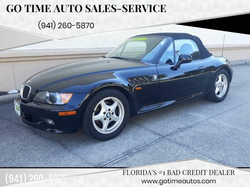 1996 BMW Z3 for sale at Go Time Automotive in Sarasota FL