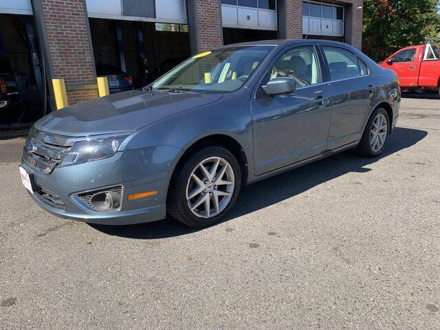 2012 Ford Fusion for sale at Matrix Autoworks in Nashua NH