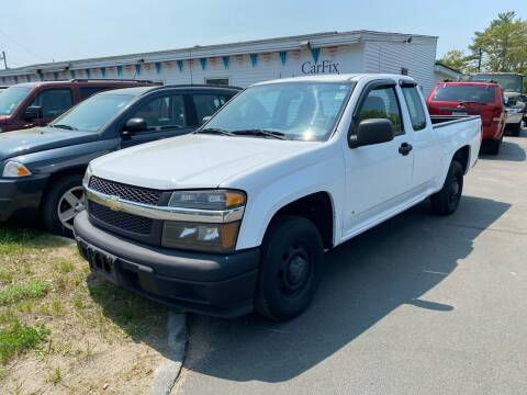 2008 Chevrolet Colorado for sale at Plaistow Auto Group in Plaistow NH
