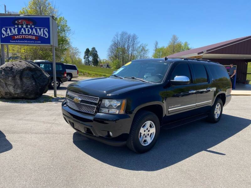 2009 Chevrolet Suburban for sale at Sam Adams Motors in Cedar Springs MI