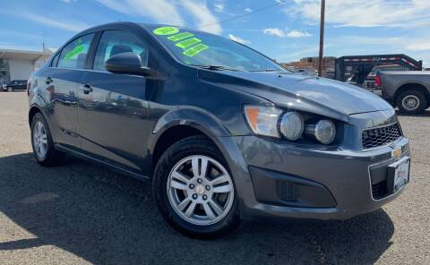 2015 Chevrolet Sonic for sale at Xtreme Truck Sales in Woodburn OR