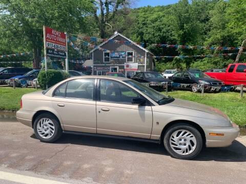1999 Saturn S-Series for sale at Korz Auto Farm in Kansas City KS