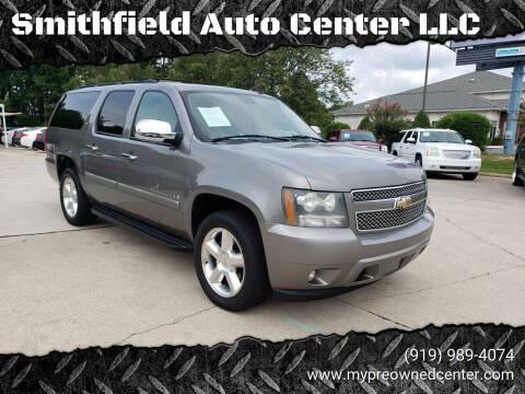 2007 Chevrolet Suburban for sale at Smithfield Auto Center LLC in Smithfield NC