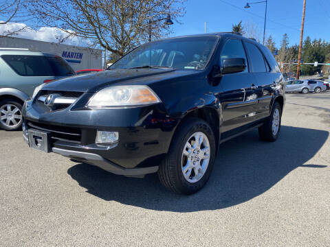 2006 Acura MDX for sale at Valley Sports Cars in Des Moines WA