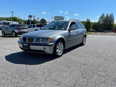 2005 BMW 3 Series for sale at Hillside Motors Inc. in Hickory NC
