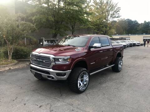 2019 RAM Ram Pickup 1500 for sale at Five Brothers Auto Sales in Roswell GA