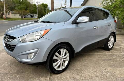2012 Hyundai Tucson for sale at Midway Motors in Conway AR