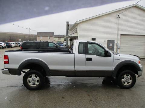 2004 Ford F-150 for sale at ROUTE 119 AUTO SALES & SVC in Homer City PA