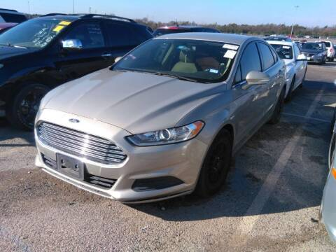 2015 Ford Fusion for sale at Buy Here Pay Here Lawton.com in Lawton OK