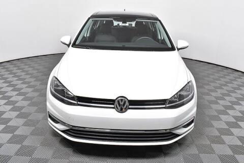 2021 Volkswagen Golf for sale at Southern Auto Solutions-Jim Ellis Volkswagen Atlan in Marietta GA