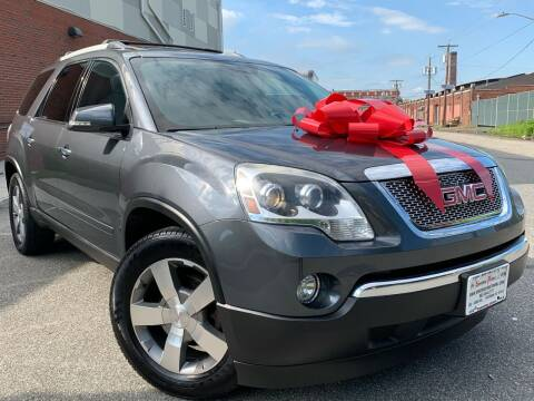 2011 GMC Acadia for sale at Speedway Motors in Paterson NJ