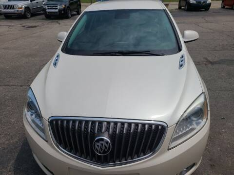 2013 Buick Verano for sale at All State Auto Sales, INC in Kentwood MI