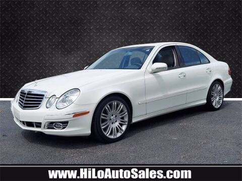 2007 Mercedes-Benz E-Class for sale at BuyFromAndy.com at Hi Lo Auto Sales in Frederick MD