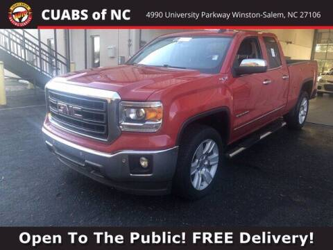 2015 GMC Sierra 1500 for sale at Credit Union Auto Buying Service in Winston Salem NC