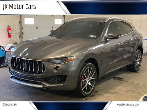 2017 Maserati Levante for sale at JK Motor Cars in Pittsburgh PA