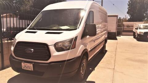 2015 Ford Transit for sale at DOYONDA AUTO SALES in Pomona CA